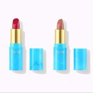 🍑Tarte Lipstick duo